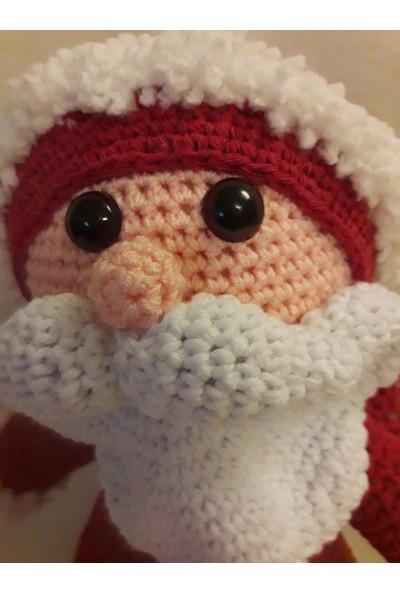 MyYumak Amigurumi Noel Baba - Büyük