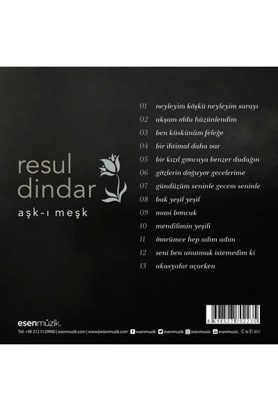 Resul Dindar - Aşk-ı Meşk ( CD )
