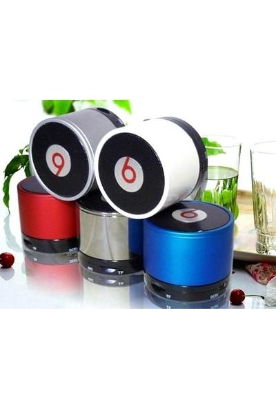Wildlebend Beatbox Mini Bluetooth Hoparlör - Kırmızı