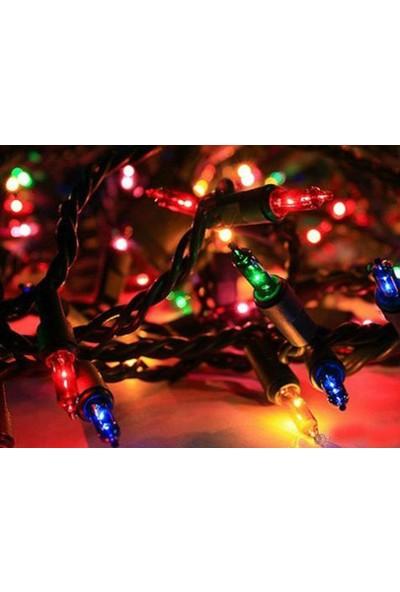 Wildlebend 100 Ledli 8 Fonksiyonlu Dekor Lambası (10m RGB)