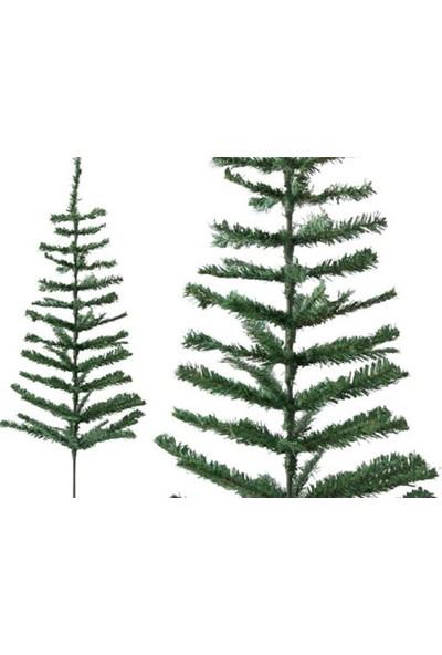 Wildlebend Yılbaşı Çam Ağacı Gür Dallar 90 cm