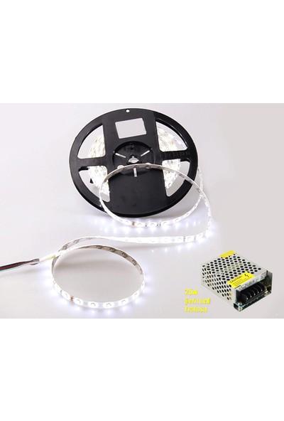 Wildlebend LED Şerit Aydınlatma / Dekorasyon İç Mekan (5 Metre) + Trafo