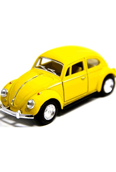 Wildlebend 1967 Volkswagen Metal Çek Bırak Araba (vosvos)
