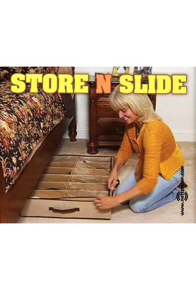 Wildlebend Store N Slide Ayakkabı Saklama Hurcu
