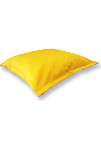 Dilteks Kreş Çocuk Yer Minderi 48cm x 48cm Sarı