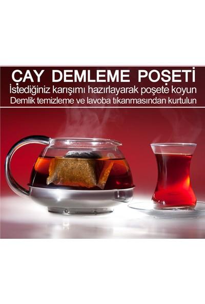 Toptanciniz Çay Demleme Poşeti (25 Adet)