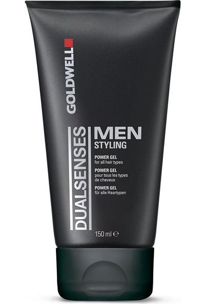 Goldwell Dualsenses For Men Power Gel - Güçlü Tutuşlu Saç Jölesi 150 Ml
