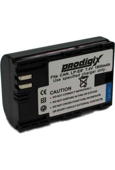 Prodigix Canon Lp-E6 Kamera Bataryası