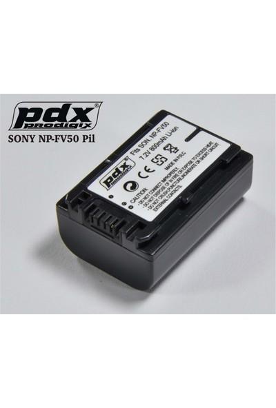 Prodigix Sony Fv-50 Kamera Bataryası