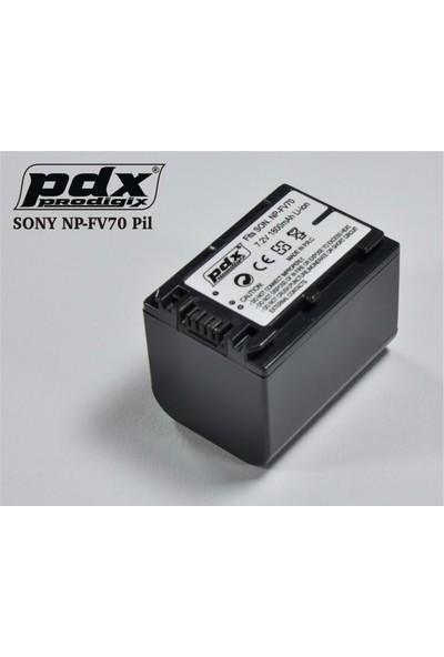 Prodigix Sony Fv-70 Kamera Bataryası