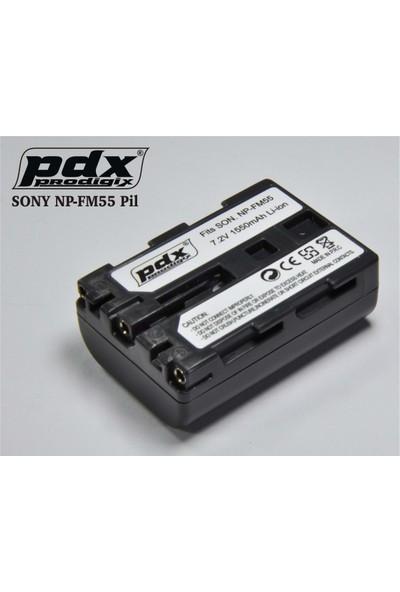 Prodigix Sony Np-Fm50 Kamera Bataryasu