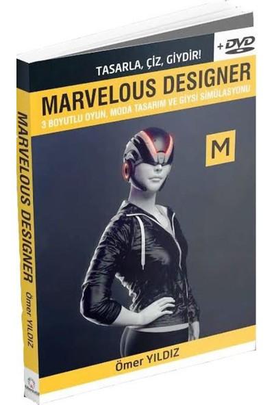 Marvelous Designer3 Boyutlu Oyun, Moda Tasarımı Ve Giysi Simülasyonu