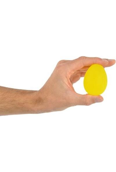 Msd Hand Silikon El Egzersiz Topu Yumurta