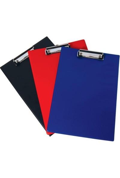 Kraf Sekreterlik A4 Kapaksız 1040 Kırmızı