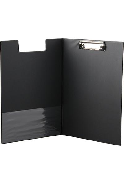 Kraf Sekreterlik A4 Kapaklı 1045 Siyah