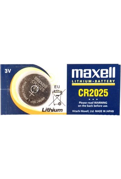 Maxell Cr-2025 Pil 2'Li