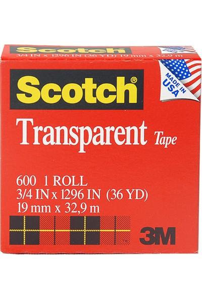 Scotch 3M 19*33 Kristal Bant