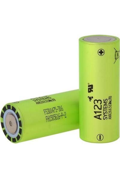 A123 Systems 26650 2500 Mah Pil A-Grade
