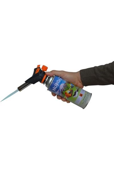 Nurgaz Fıre Bırd Torch 2. Tüp Hediyeli Set