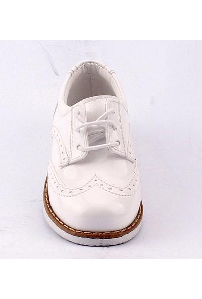 Sarıkaya 3070 Günlük Eva Taban Sünnetlik Erkek Çocuğu Rugan Ayakkabı