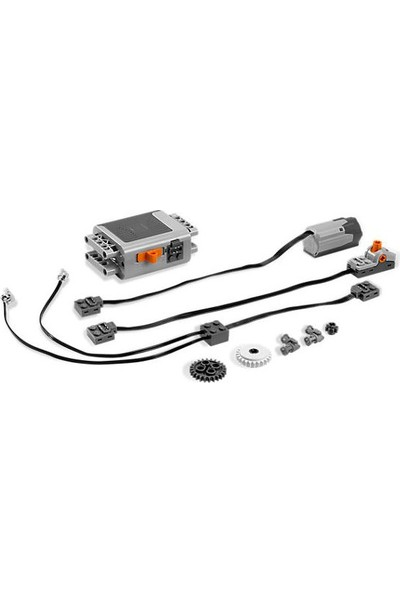 Lego Power Functions Motor Seti