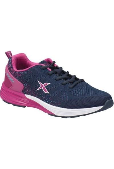 Kinetix Dilara W Lacivert Fuşya Kadın Spor Ayakkabısı