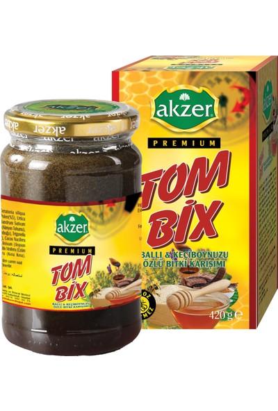 Akzer Tombix Macun Premium 420 Gr