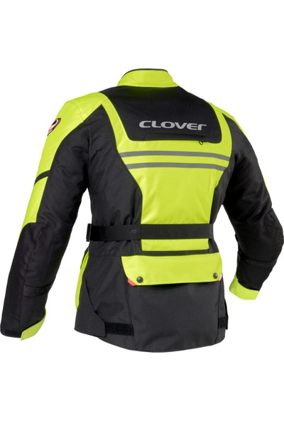 Clover Savana-2 Kadın Mont Neon