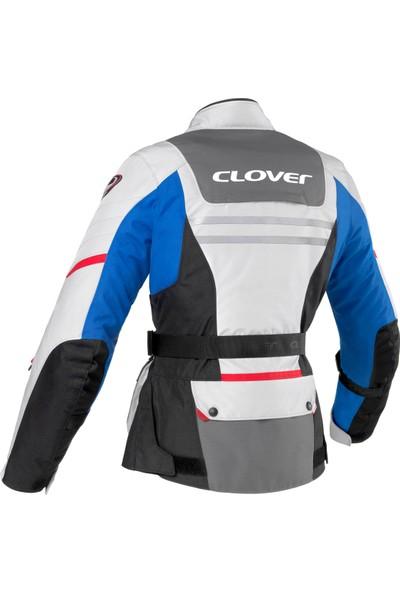 Clover Savana-2 Mavi Kadın Mont