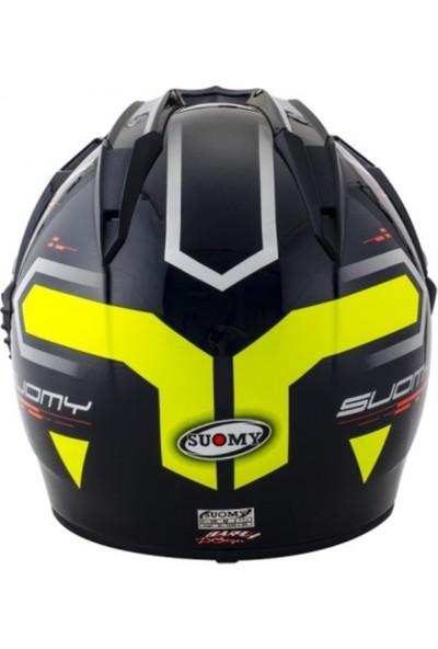 Suomy MX Tourer Road Yellow Kask