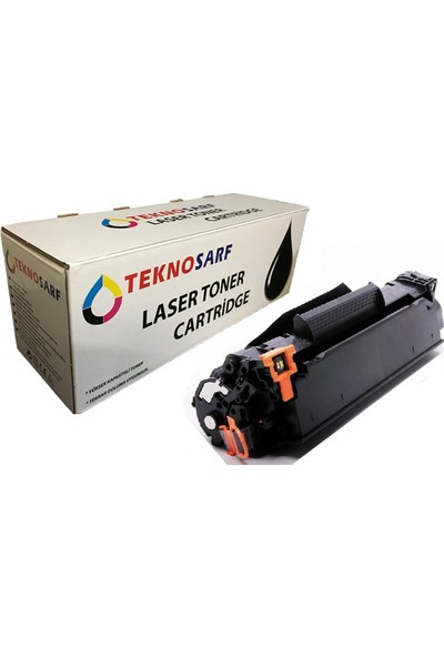 Teknosarf Hp 83X Muadil Toner