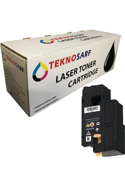 Teknosarf Xerox Wt 6000 Siyah Muadil Toner