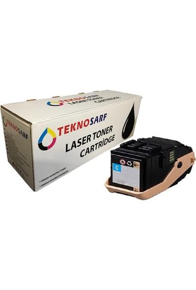 Teknosarf Xerox Wt 7100 Mavi Muadil Toner