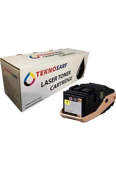 Teknosarf Xerox Wt 7100 Sarı Muadil Toner