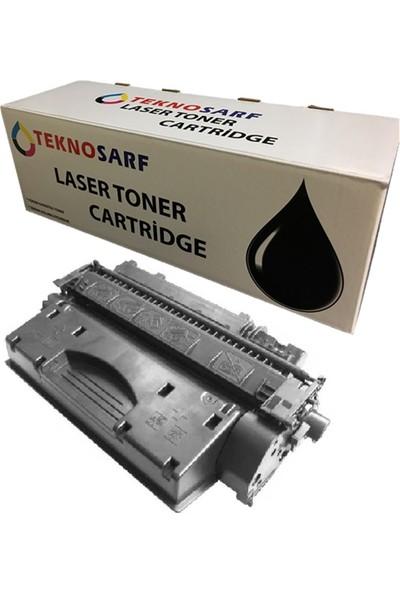 Teknosarf Hp Ce505Xxl Muadil Toner