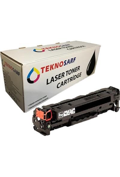 Teknosarf Hp Cc530A Siyah Muadil Toner