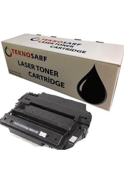 Teknosarf Hp Q6511X Muadil Toner