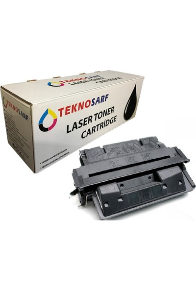 Teknosarf Hp C4127X Muadil Toner