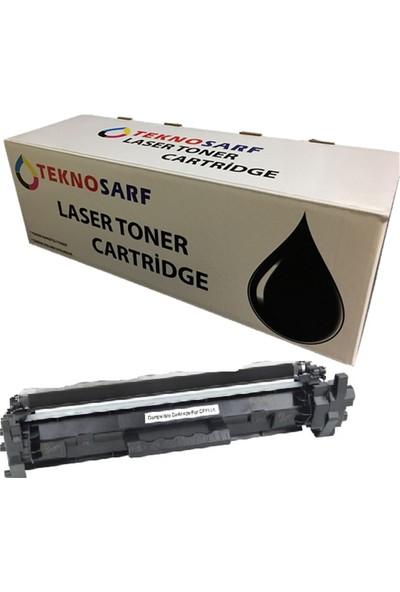 Teknosarf Hp Cf217A Muadil Toner ( Çipli )