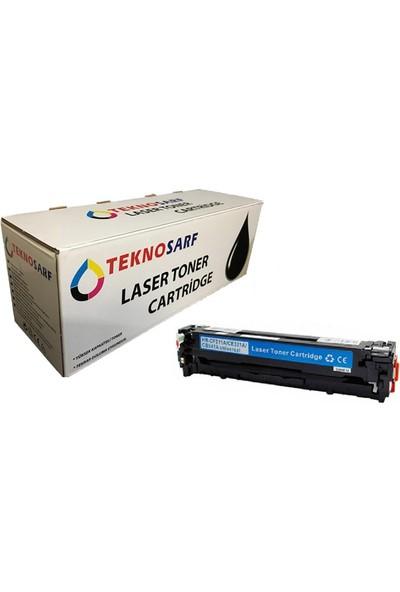 Teknosarf Hp Ce321A Mavi Muadil Toner