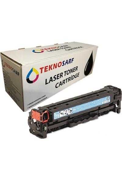 Teknosarf Hp 305A Mavi Muadil Toner