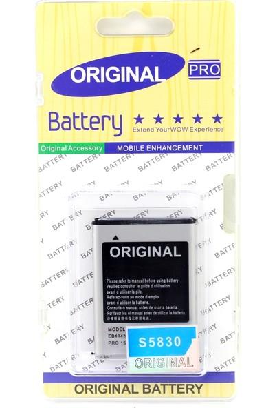 Protech Samsung Galaxy Fit S5670 Cep Telefonu Batarya Pil