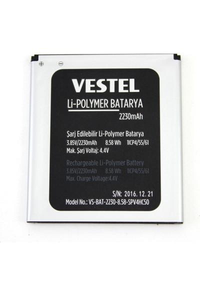 Vestel Venüs 5000 Cep Telefonu Bataryası