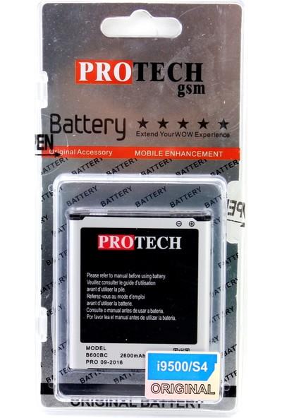 Protech Samsung Galaxy S4 İ9500 B600Bc Cep Telefonu Batarya Pil