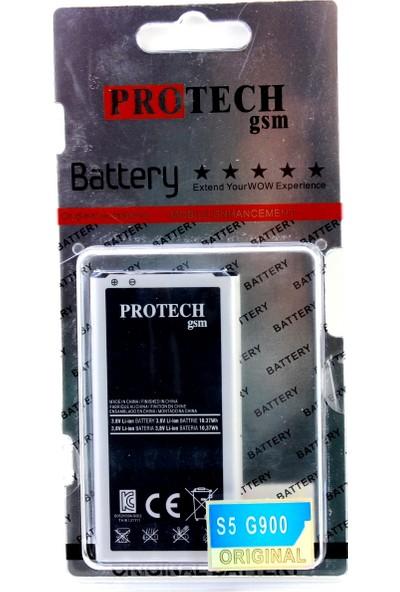 Protech Samsung Galaxy S5 İ9600 Eb-Bg900Bbe Cep Telefonu Batarya Pil