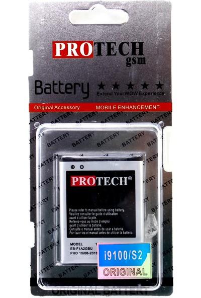 Protech Samsung Galaxy İ9100 S2 Cep Telefonu Batarya Pil Eb-F1A2Bgu