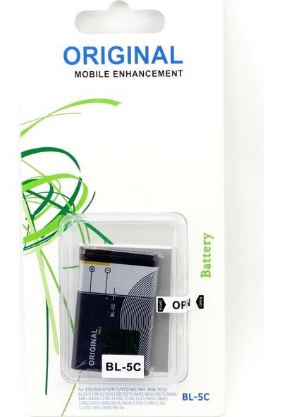 Able Nokia 5130 Cep Telefonu Bataryası