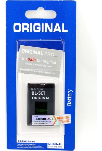 Able Nokia 6730 Cep Telefonu Batarya Pil