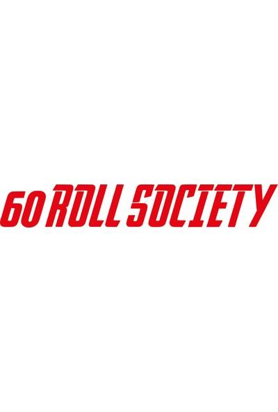 Smoke 60 Roll Socety Ön Cam Yazı