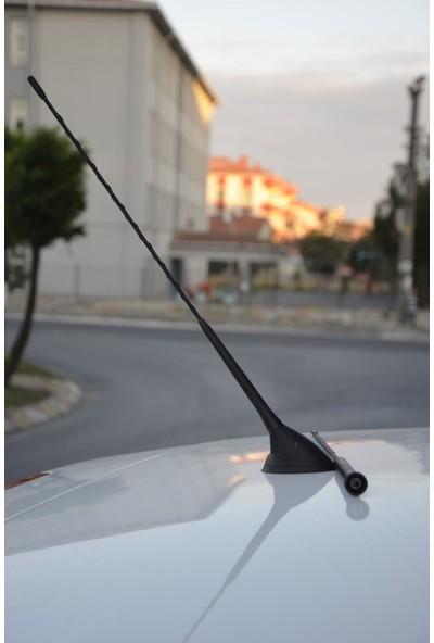 Citroen C3 Çubuk Tavan Anteni Yüksek Çekim Gücü AM FM radio